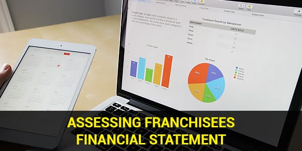 Assessing Franchisees Financial Statement, How important to Franchisor