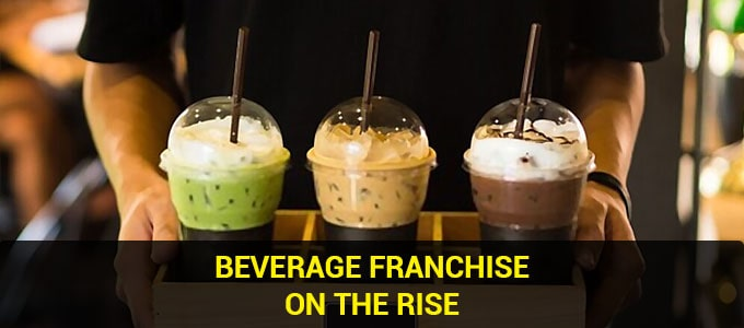 8 Drink Franchises That Are On The Rise Now