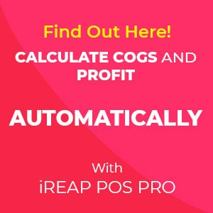 Calculate Cogs and Profit Automatically