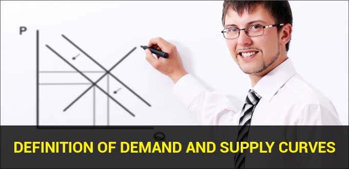 Definition of Demand and Supply Curves