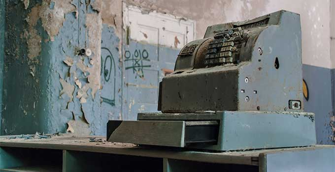Sejarah Singkat Mesin Kasir sampai Sistem Kasir