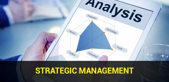 Definition of strategic management