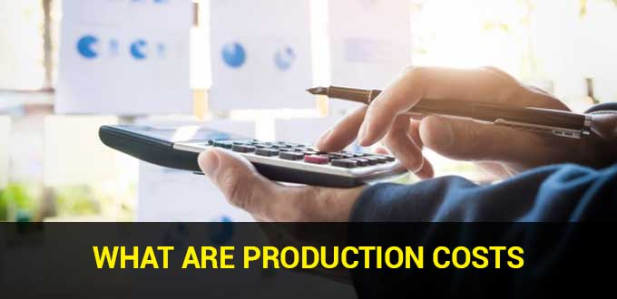 What are Production Costs and examples of calculating