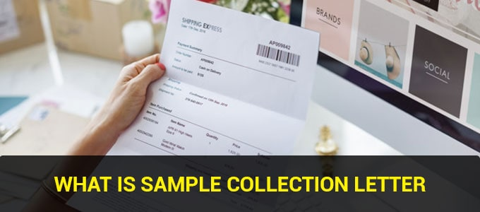 What is Sample Collection Letter