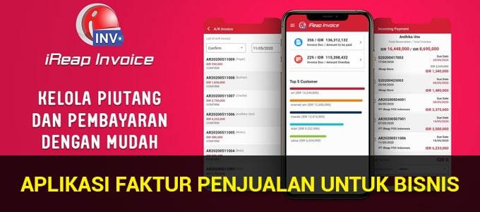 aplikasi faktur penjualan