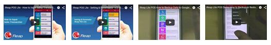 Aplikasi Kasir Android Gratis iREAP POS Lite