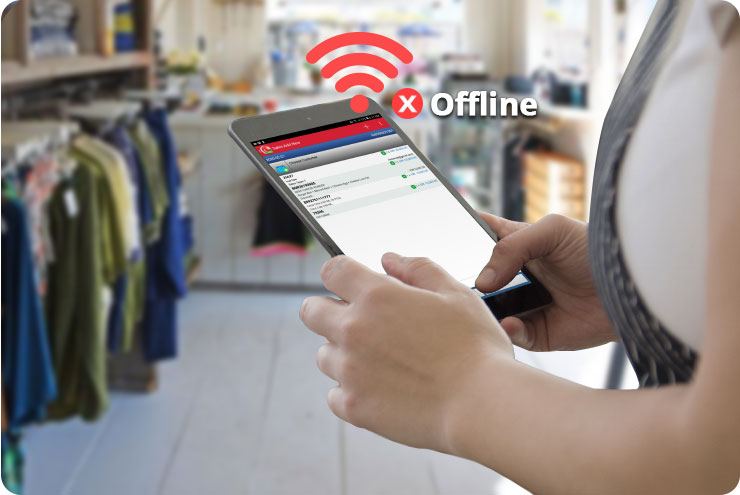 FREE Mobile Cashier Android Offline iREAP POS Lite