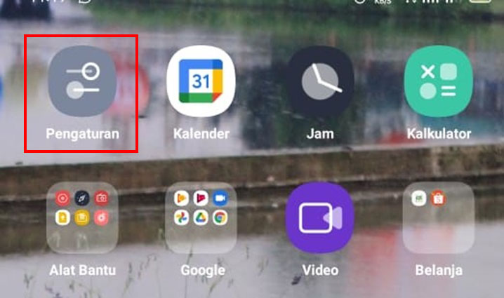 Pengaturan Bahasa Pada Aplikasi Kasir iREAP POS