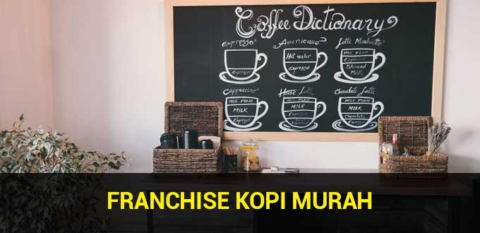 franchise kopi murah