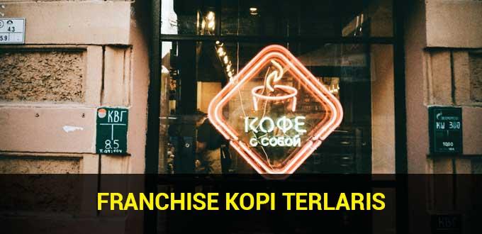 franchise kopi terlaris