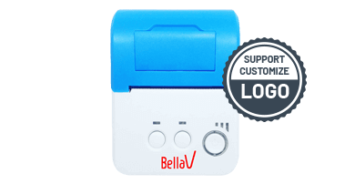 iREAP POS Support Bluetooth Printer BellaV ZCS05