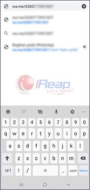 image chat whatsapp tanpa simpan nomor kontak 1