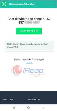 image chat whatsapp tanpa simpan nomor kontak 3