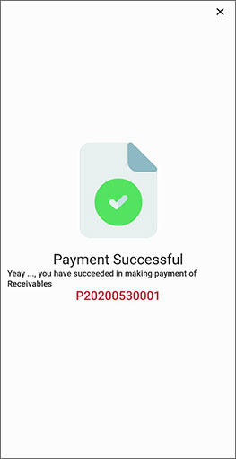 Payment Successful
