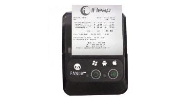 Aplikasi Kasir iREAP POS Mendukung Printer Bluetooth Panda PRJ-58B