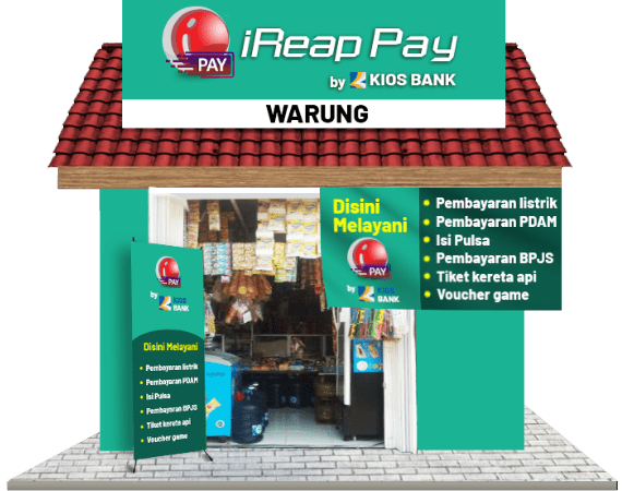Solusi pembayaran online dalam aplikasi iREAP PAY - Agen Pulsa, Listrik (PLN), PDAM & PPOB Online