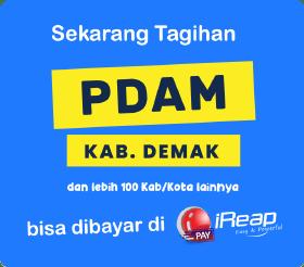 Keuntungan Menggunakan Aplikasi iREAP PAY untuk Pembelian dan Pembayaran Tagihan bulanan (PPOB) - Pembayaran PDAM Lebih Dari 100 Kabupaten & Kota