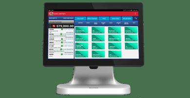 Kasir toko mobile android iREAP POS Support Hardware Sunmi D1