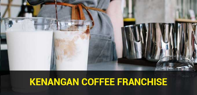 kenangan coffee franchise