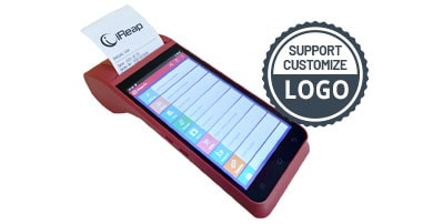 Mesin Kasir Pintar Portable Bellav Z91 Support Aplikasi iREAP POS