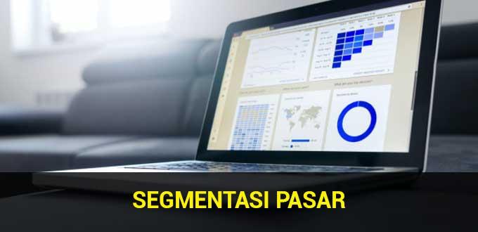 pengertian segmentasi pasar syarat dan manfaatnya