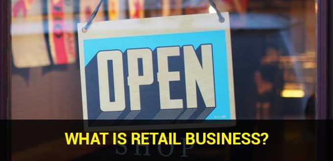 retail business definition