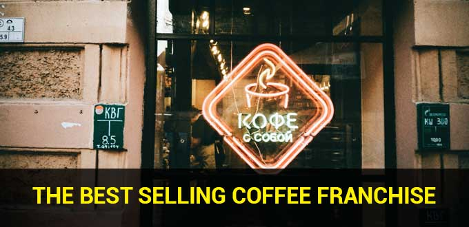 the best coffee franchise