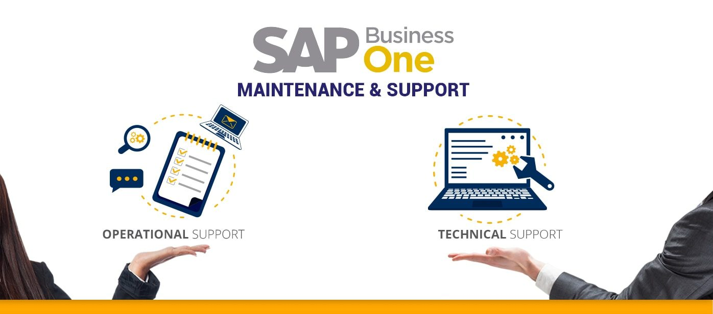SAP Business One Indonesia Implementation & Maintenance Support