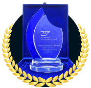 SAP Best Fastest Growing Award 2014