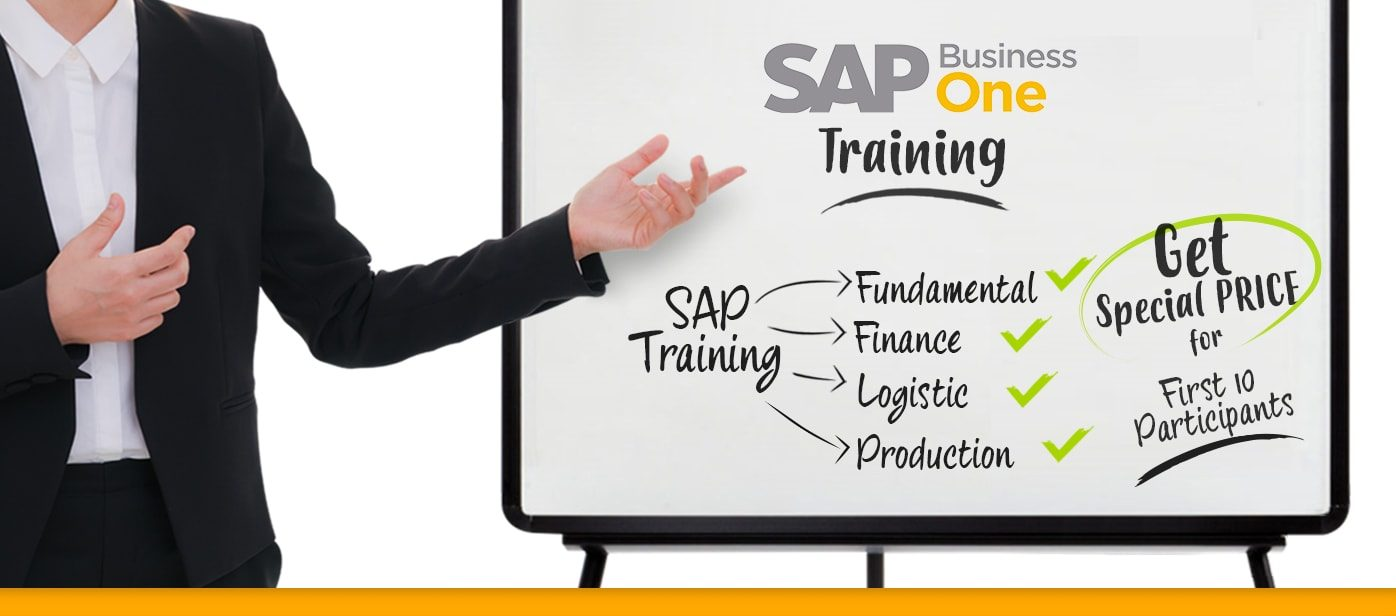 sap business one training - STEM Training SAP Business One