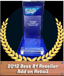 STEM Award B1 Best Add On Retail 2012