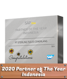 STEM Award SAP Business One Partner of The Year 2020