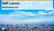 SAP Lumira with SAP Business One HANA