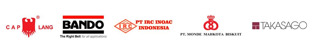 STEM Klien untuk Industri Manufaktur - Caplang (PT Eagle Indo Pharma), PT Bando Indonesia, PT IRC Inoac Indonesia, PT Monde Mahkota Biskuit, Takasago