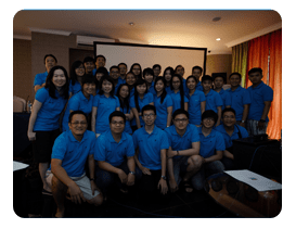 Our Team STEM (PT Sterling Tulus Cemerlang) - SAP Business one Gold Partner Indonesia