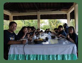 Team Building STEM SAP Business One Indonesia Team