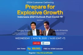 Prepare for Explosive Growth, Indonesia Outlook Post Covid-19