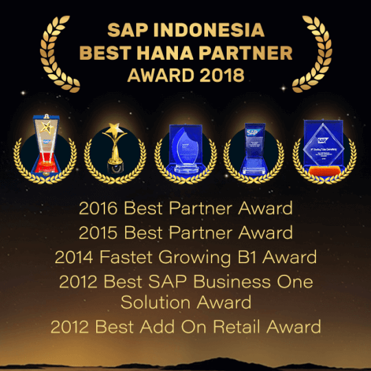 SAP Best Partner Award 2018